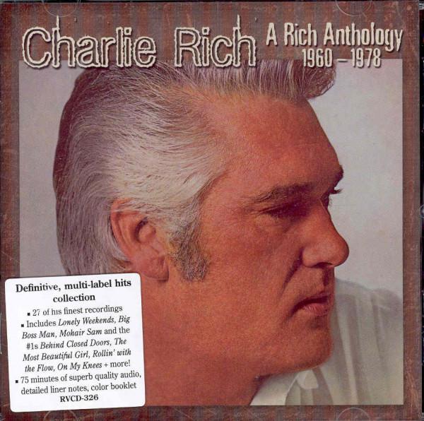 A Rich Anthology 1960-78