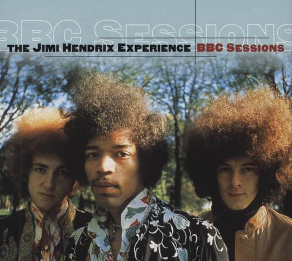BBC Sessions (2-CD-DVD) Digipac EU