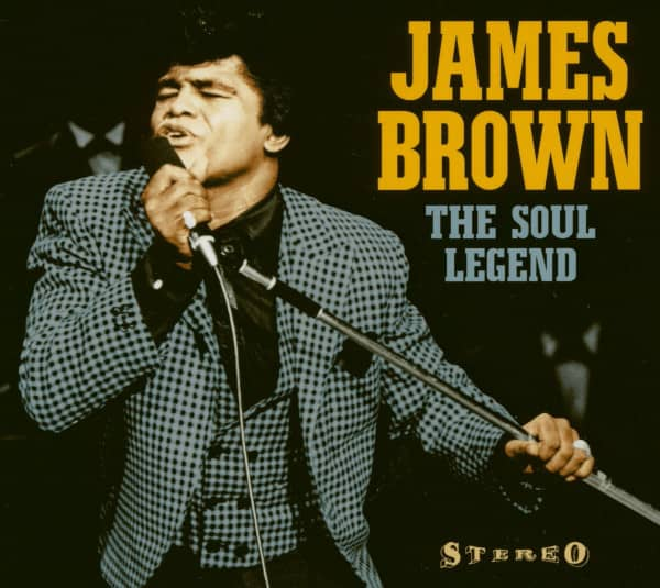 The Soul Legend (5-CD)