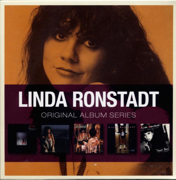 Original Album Series (5-CD)