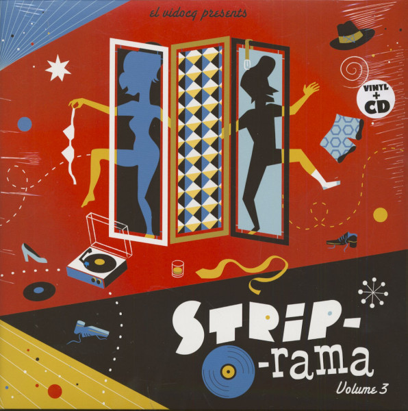 Strip-O-Rama Vol.3 (LP+CD)