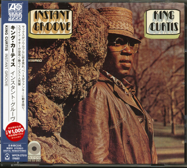 Instant Groove (CD, Japan)