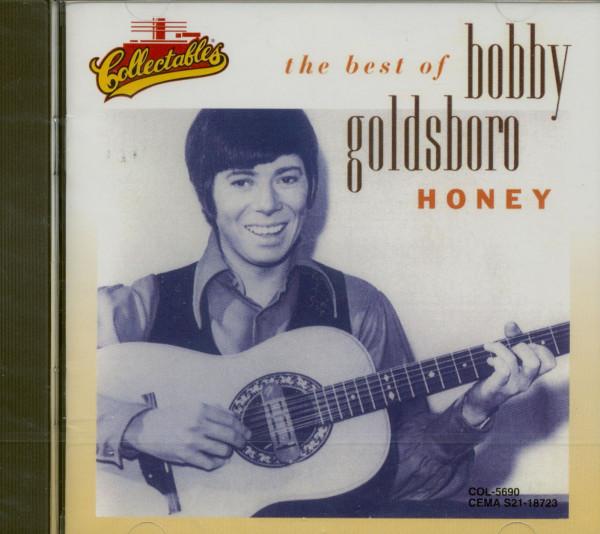 Honey - The Best Of Bobby Goldsboro (CD)