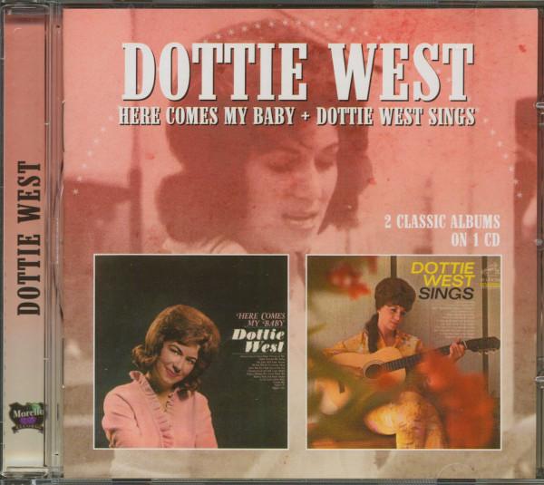 Here Comes My Baby - Dottie West Sings (CD)