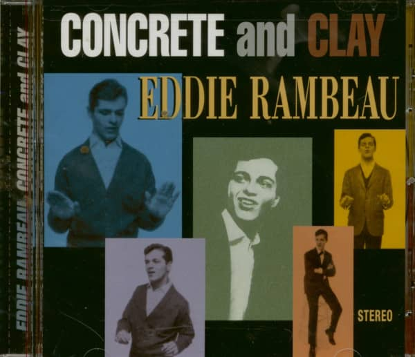 Concrete And Clay (CD)