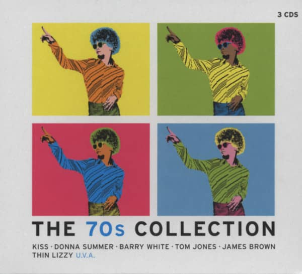 The 70s Collection (3-CD)