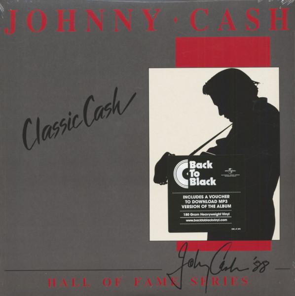 Classic Cash - Hall Of Fame Series (2-LP, 180g Vinyl & Download Code)