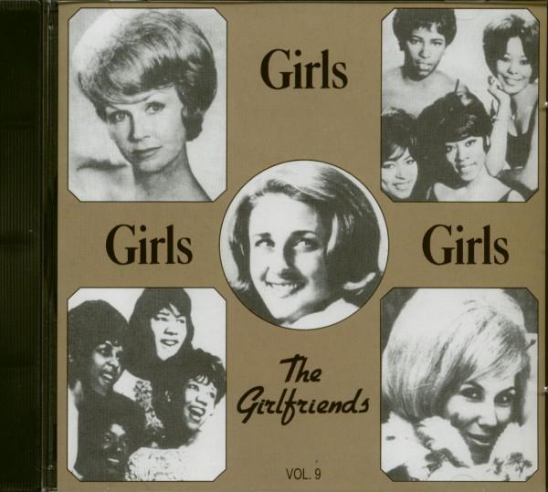 Girls, Girls, Girls Vol.9 (CD)