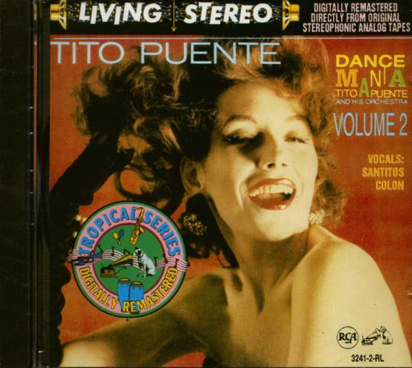 Dance Mania Vol.2 (CD)