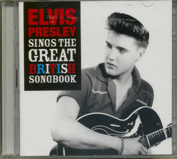Sings The Great British Songbook (2-CD)