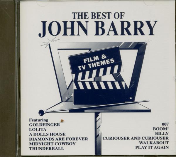 The Best Of John Barry (CD)