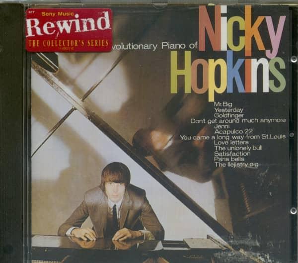 The Revolutionary Piano Of (CD)
