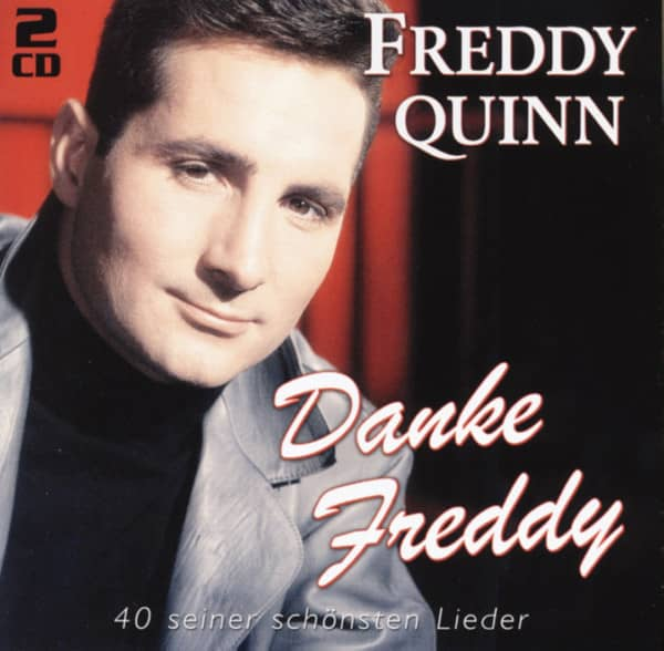 Danke Freddy (2-CD) 1955-60