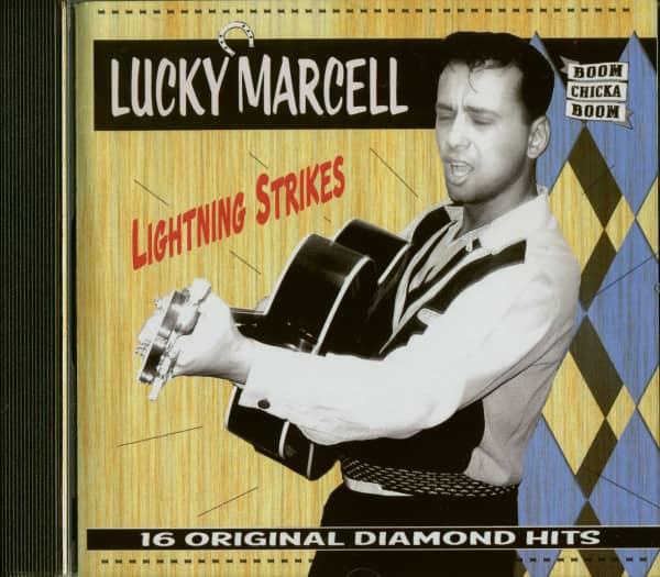 Lightning Strikes (CD)