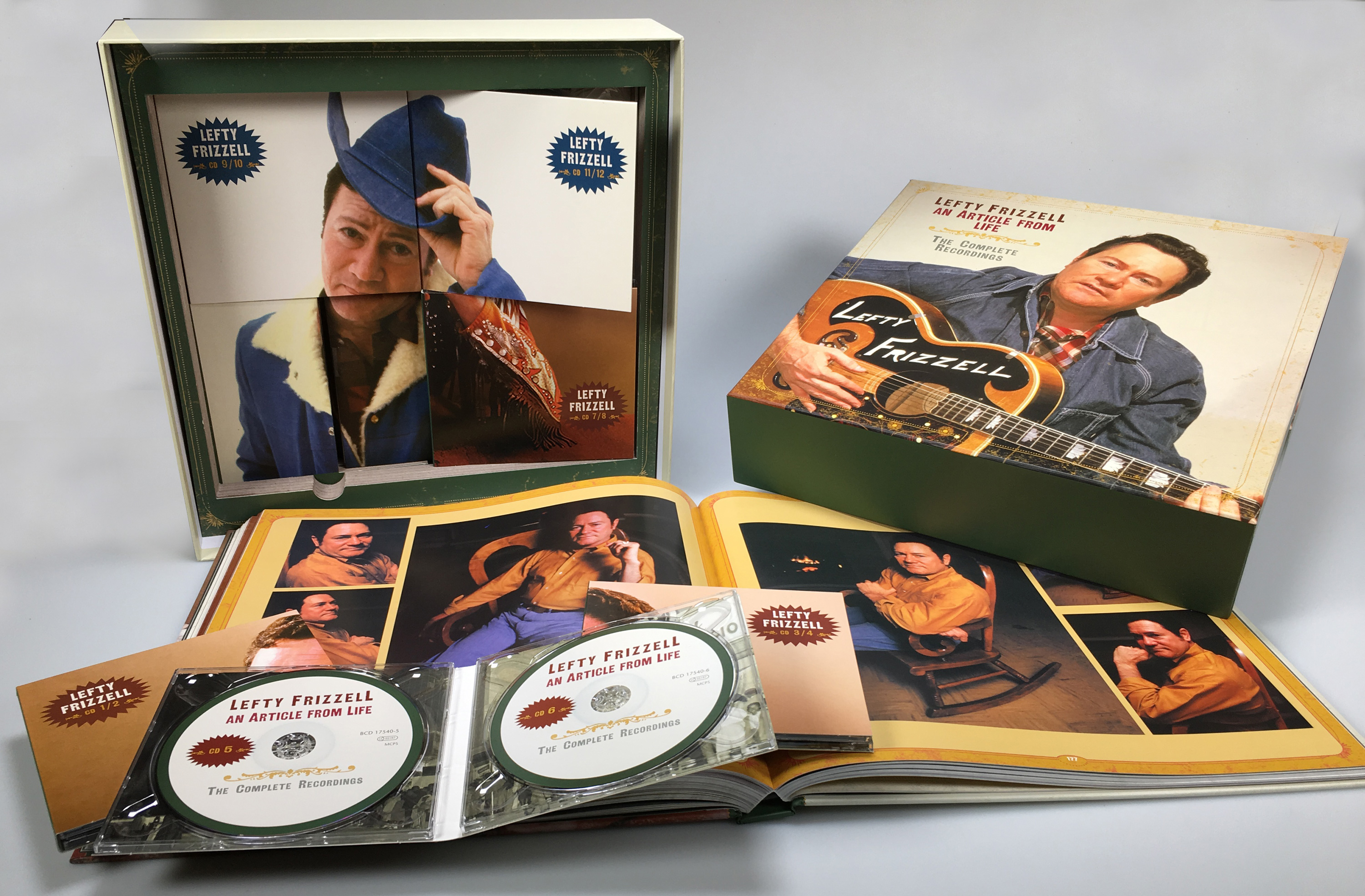 43d09ad97855b Vorschau  An Article From Life - The Complete Recordings (20-CD Deluxe Box  ...