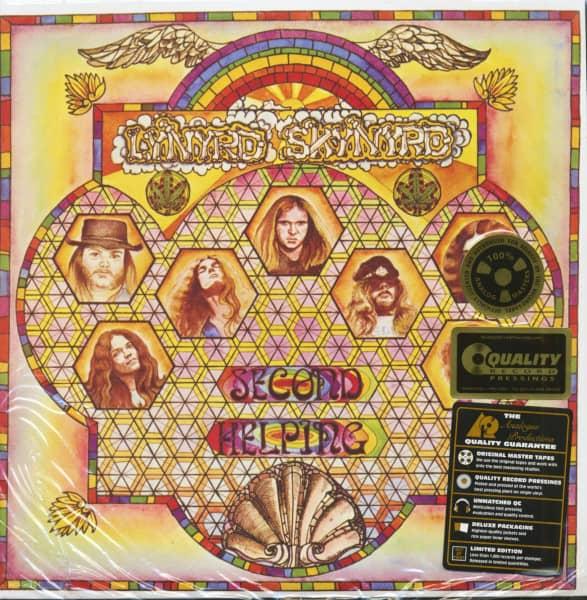 Second Helping (2-LP, 45rpm, 200g Vinyl, Ltd.)