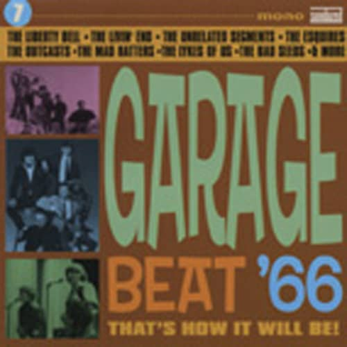 Garage Beat '66 Vol.7 - That's How It Will Be