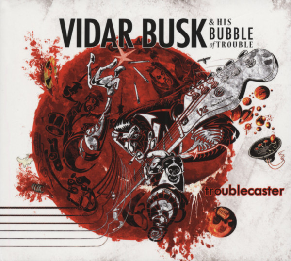 Troublecaster (CD)