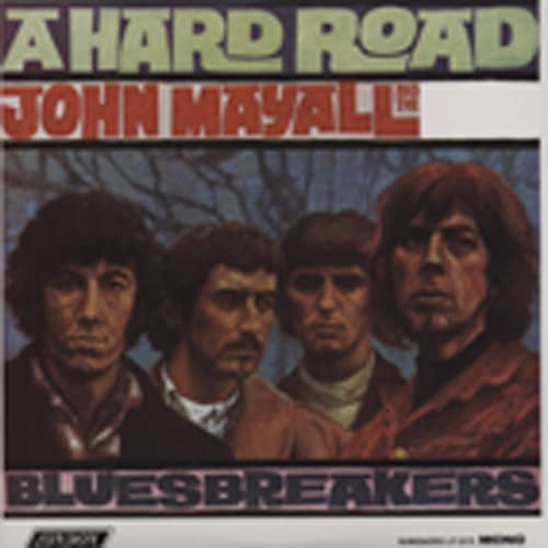 A Hard Road (1967) Mono Edition