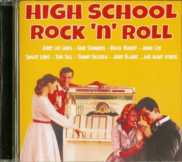 High School Rock'n'Roll (CD-R)