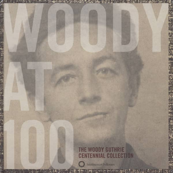 Woody At 100 (LP-Sized Book - 3-CD)