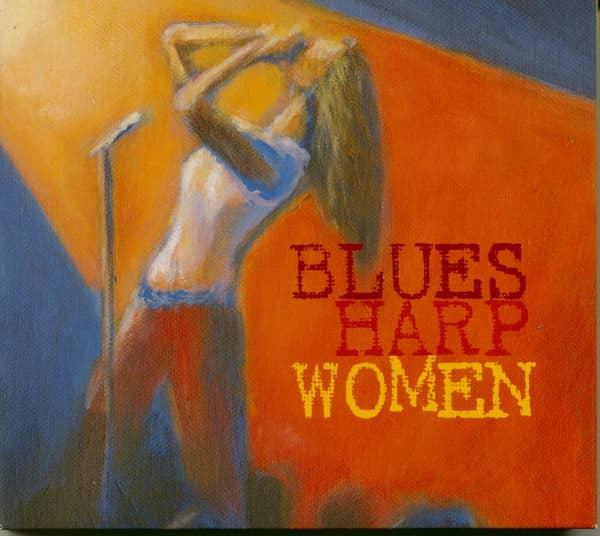 Blues Women Harp (2-CD)