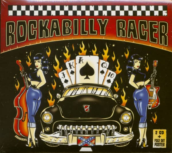 Rockabilly Racer (2-CD)