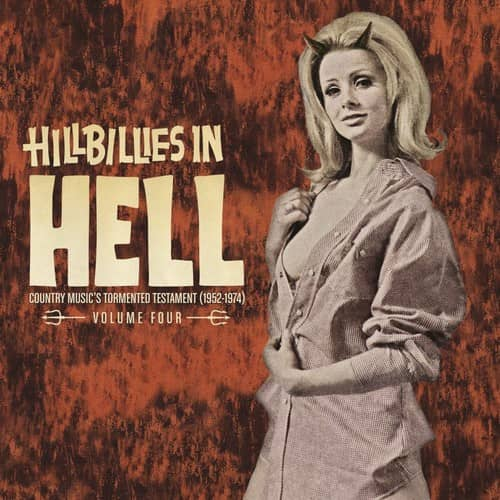Hillbillies In Hell Vol.4 (LP, Limited Edition)