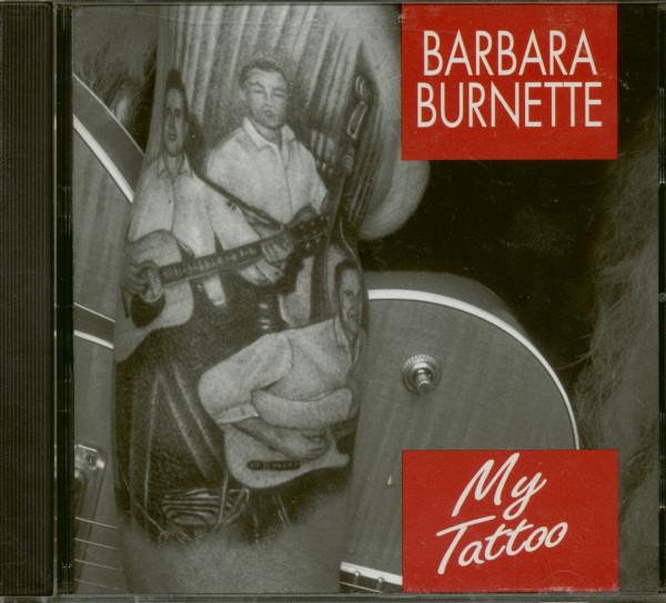 My Tattoo (CD)