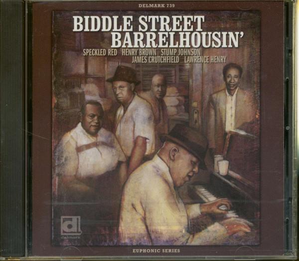 Biddle Street Barrelhousin'