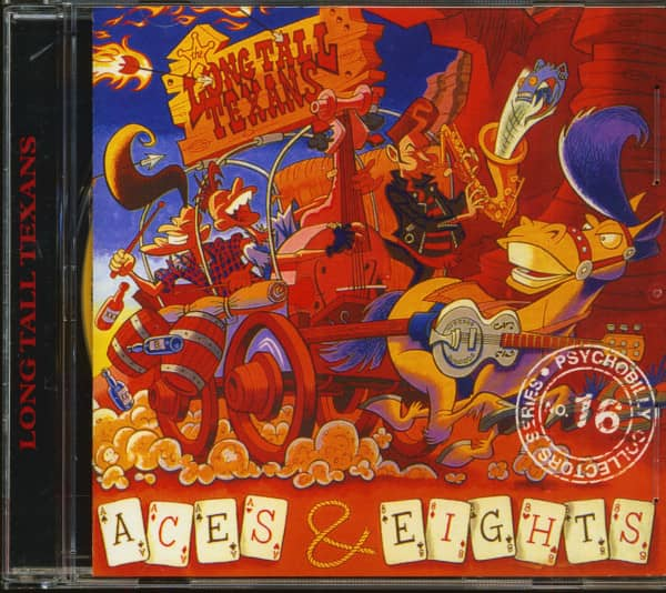 Aces & Eights (CD)