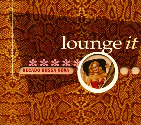 Lounge It - Recado Bossa Nova (CD)