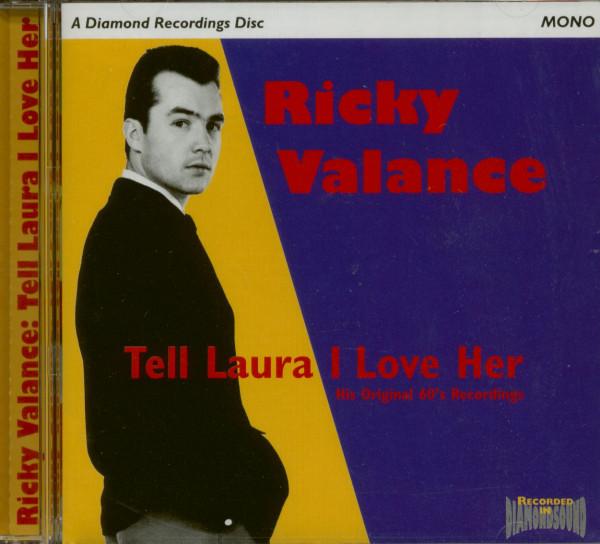 Tell Laura I Love Her (CD)