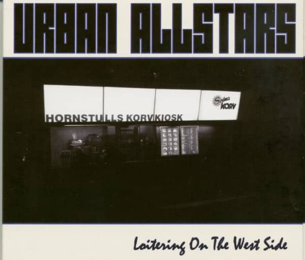 Loistering On The West Side (CD)