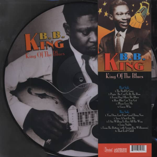 King Of The Blues (Ltd. Picture Disc)