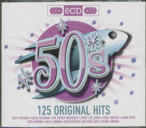 Original Hits - 50s (6-CD)