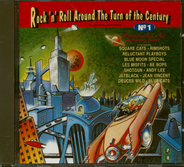 Rock'n'Roll Around The Turn Of Century Vol.1 (CD)