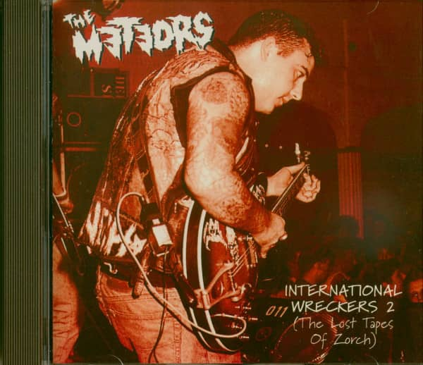 International Wreckers 2 -The Lost Tapes Of Zorch (CD)