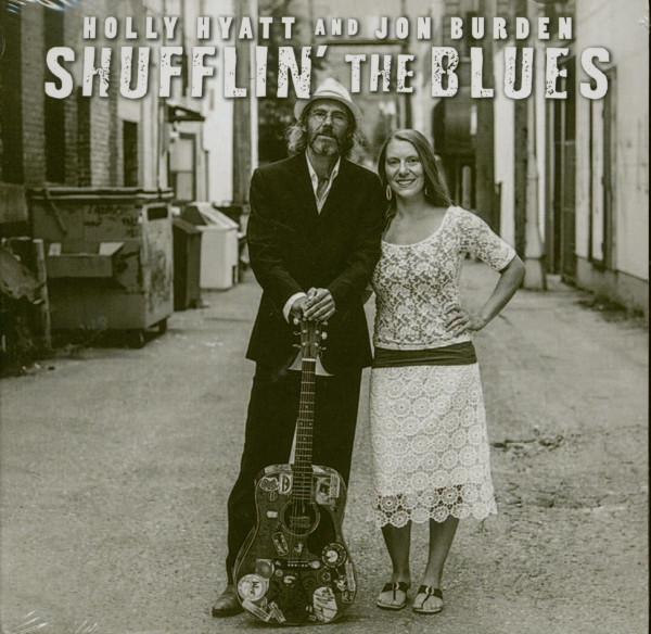 Shufflin' The Blues (CD)