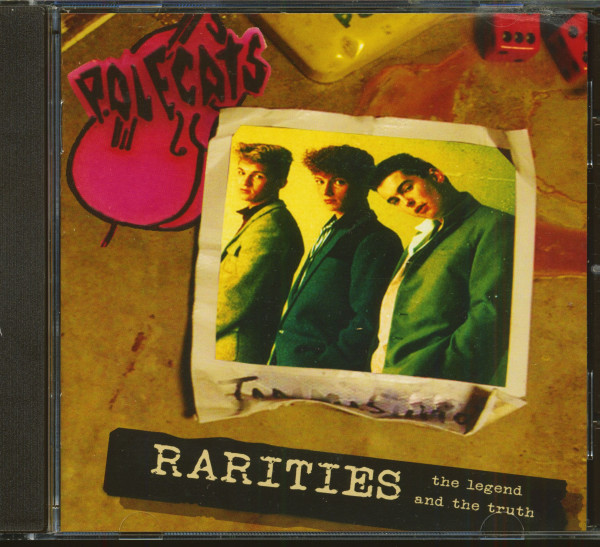 Rarities - The Legend And The Truth (CD)