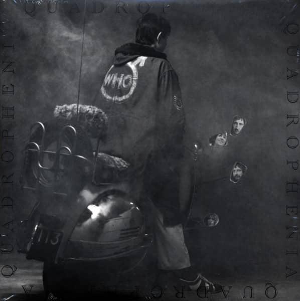 Quadrophenia (2-LP 180g Vinyl)