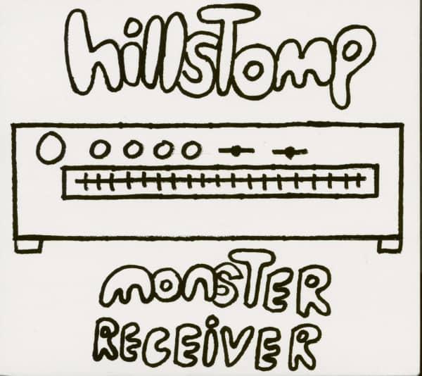 Monster Receiver (CD)