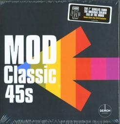 Mod Classic 45s - Record Store Day 2016 (10x45rpm Box Set, 7inch)