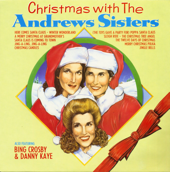 Christmas With The Andrews Sisters (LP)