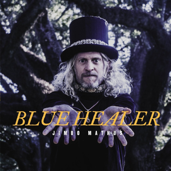 Blue Healer (CD)