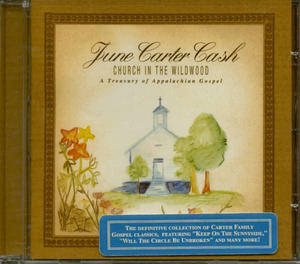 Church In The Wildwood - Appalachian Gospel (CD, Cut-Out)