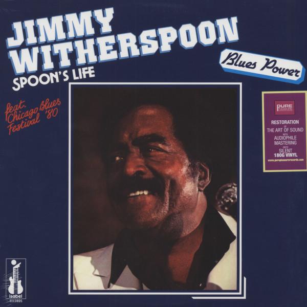 Spoon's Life (LP, 180g Vinyl)