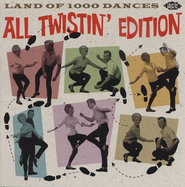 Land Of 1000 Dances - All Twistin' Edition