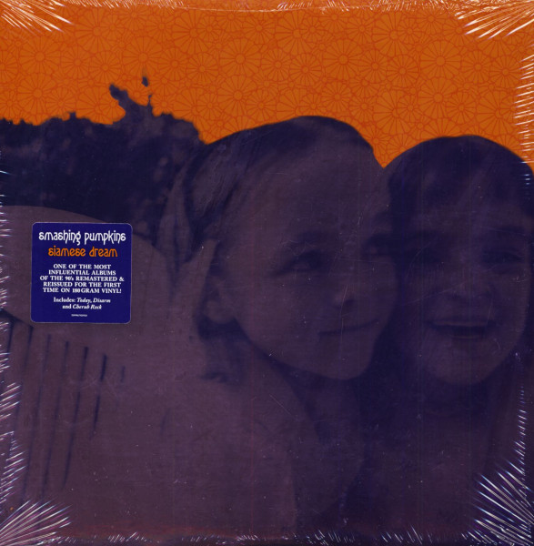 Siamese Dream (2-LP, 180g Vinyl)