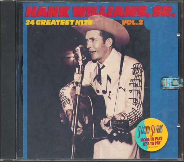 24 Greatest Hits Vol.2 (CD)